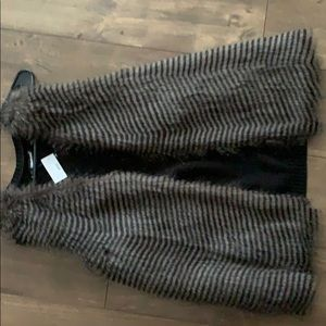 Maurices's Fuzzy vest